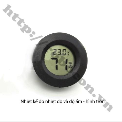MDL209 Nhiệt kế hiển thị đo nhiệt độ và độ ẩm kỹ thuật số