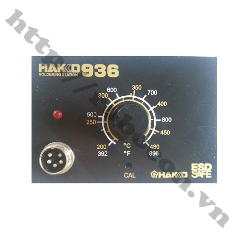 CBM105 BỘ COMBO CHẾ TRẠM HÀN TỪ MẠCH HÀN HAKKO 936