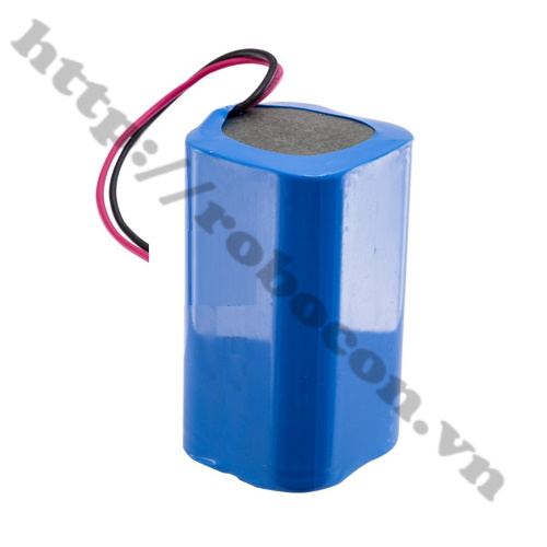 CBM116 Pin Robocon - Pin Sạc Lithium 4S 18650 14.8V-16.8V 2500mah
