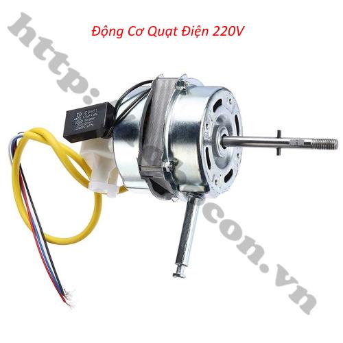 Động Cơ Quạt Điện 220V