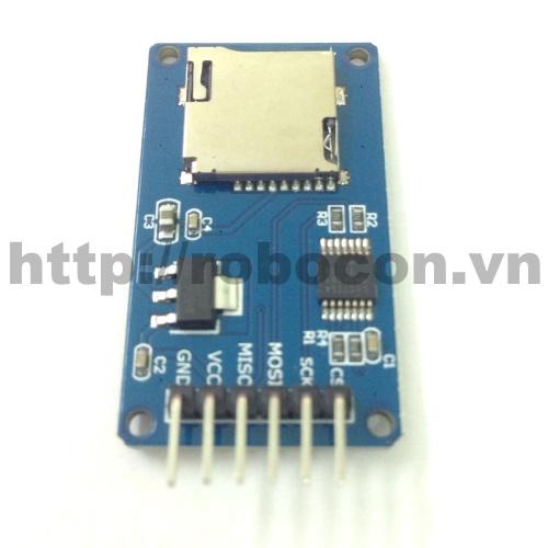 MDL87 Module Đọc Thẻ Nhớ MicroSD