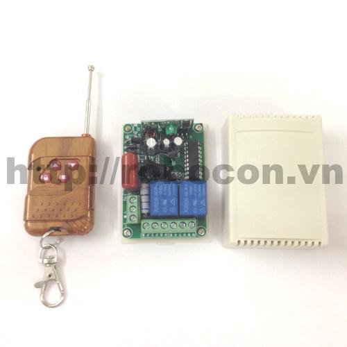 MDL88 Module Điều Khiển RF Đảo Chiều Động Cơ AC
