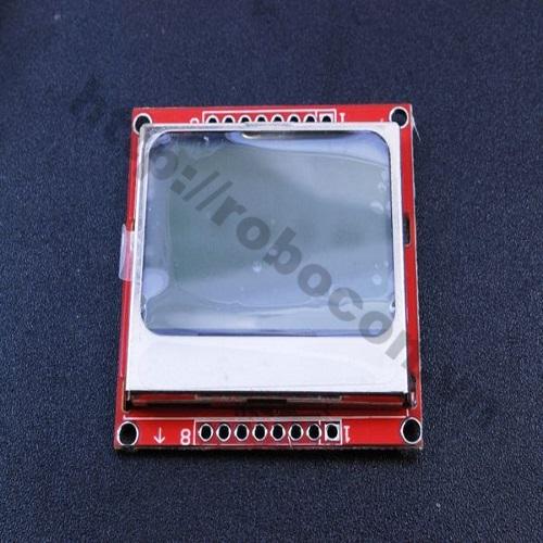 MDL102 Module LCD5110 Nền Xanh Chữ Đen