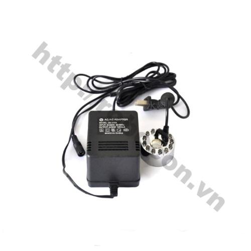 MDL111 Combo Đầu Phun Sương 12Led Adapter 24V - 1A