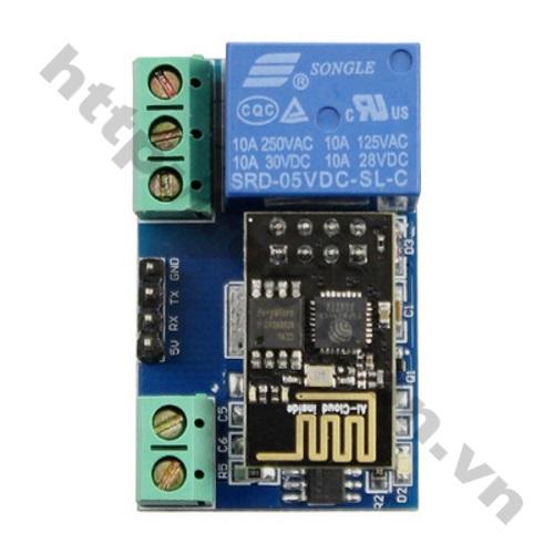MDL116 Module Relay điều khiển từ xa qua wifi ESP8266