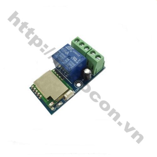 MDL117 Module Relay điều khiển từ xa qua wifi WK1 công suất cao - điện DC