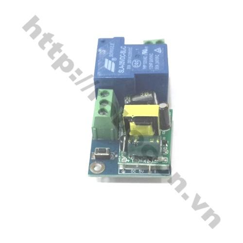 MDL118 Module Relay điều khiển từ xa qua wifi WK1 công suất cao - điện DC