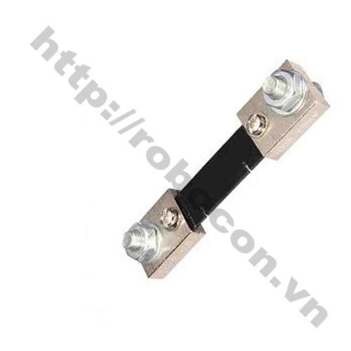DT256 Điện trở SHUNT FL2 loại 100A/75mV