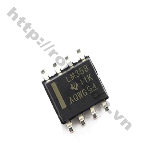 IC91 IC LM358 SMD