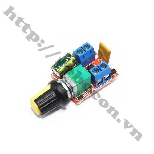 MDL143 Module Điều khiển động cơ PWM 5A 3-35V