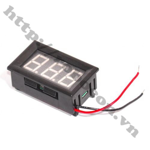 MDL149 Vôn Kế Điện Tử 0.56Inch - 70-500VAC