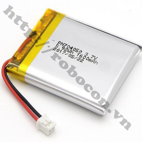 PPKP05 Pin Sạc Lithium Dung Lượng Cao PN704050 3.7V - 1600mAh