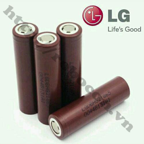 Pin LG dành cho các loại máy khoan cầm tay