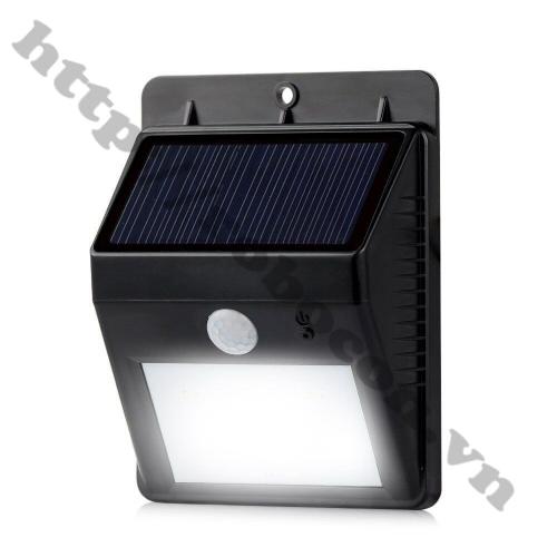 LED87 Đèn Led Năng Lượng Mặt Trời Có Cảm Biến Chuyển Động