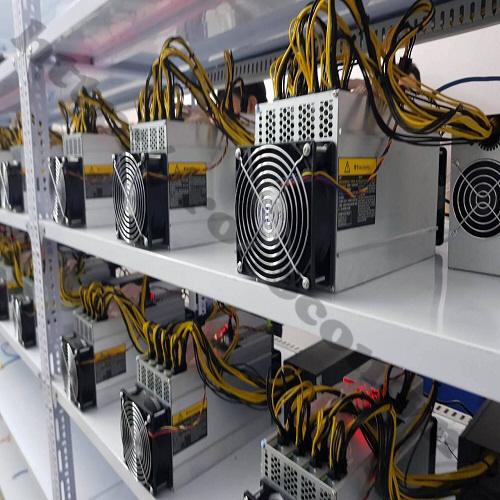 PKK84 Bộ Tản Nhiệt Làm Mát Cho Máy Đào Bitcoin