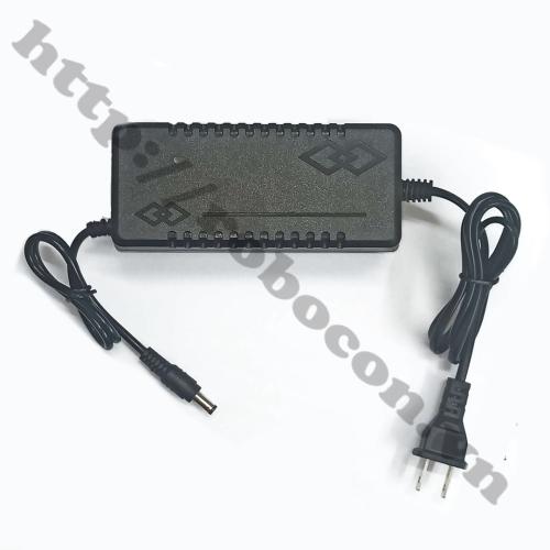 NG94 adapter 12.6V 5A nguồn sạc pin 3S có quạt tản nhiệt