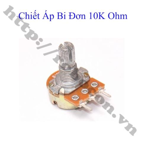 BT80 Chiết Áp Bi Đơn 10K Ohm