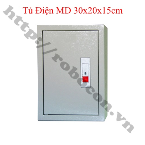 PKK1128 Tủ Điện Nổi MD 30x20x15cm