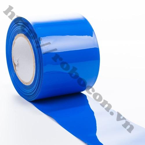 Màng Co Nhiệt PVC Cách Điện Bọc Cell Pin 18650- 105mm