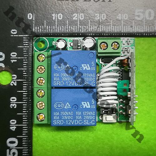MDL159 Module Điều Khiển RF Đảo Chiều Động Cơ DC