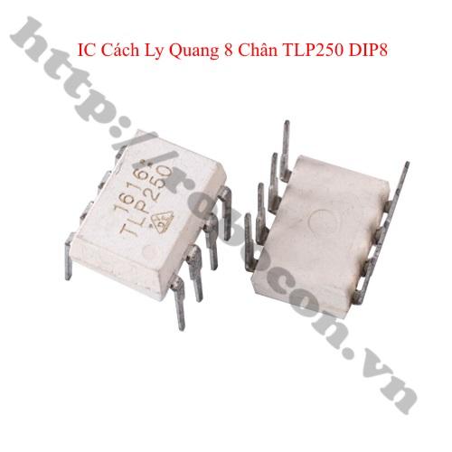 IC70 IC Cách Ly Quang 8 Chân TLP250 DIP8