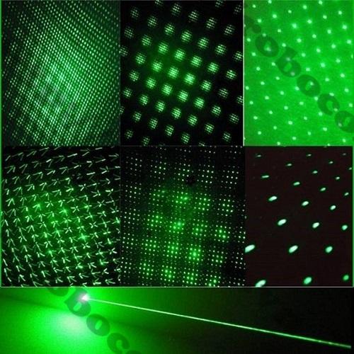 PKK442 Đèn Laser 303 Tia Sáng Xanh Siêu Mạnh