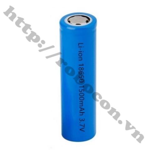 PPKP215 Pin Sạc Lithium 18650 - 3.7V 1500mAh