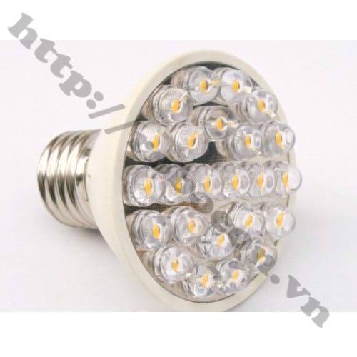 LED13 LED Lùn 8mm Trắng