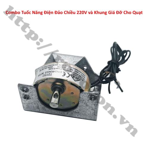 CBM133 combo tuốc năng điện và khung giá đỡ tuốc năng điện