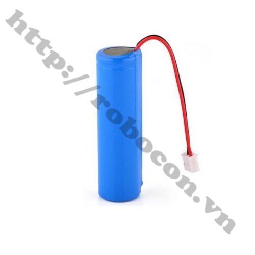 CBM137 Pin Robocon V2–Pin Sạc Lithium 1S 3.7V–4.2V 2000mah Chuẩn Header 2.54