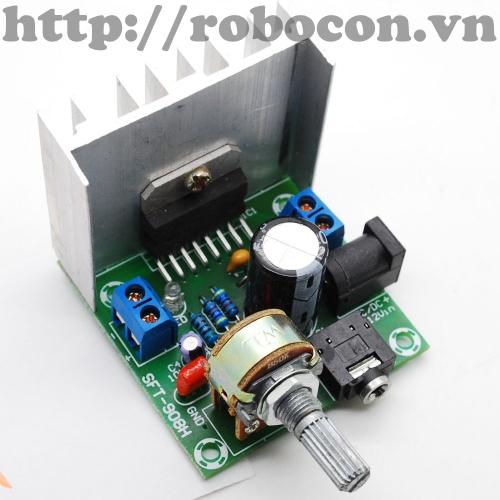 MDL68 Module Khuếch đại âm thanh TDA 7297 15W+15W