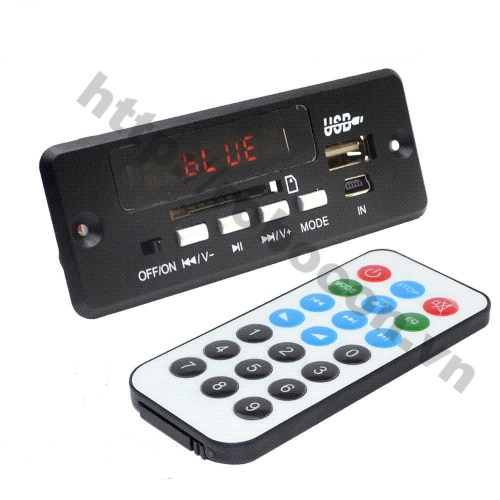 MDL99 Module Giải Mã WAV+MP3+FM