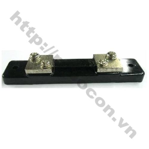 DT254 Điện trở SHUNT FL2 loại 50A/75mV