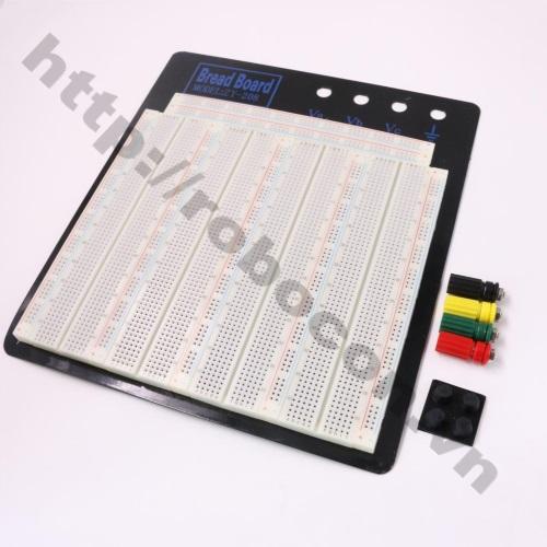PCB13 Breadboard 3220 lỗ solderless ZY-208