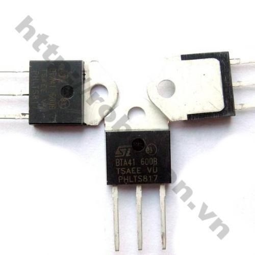 TTD13 TRIAC BTA41 - 600B