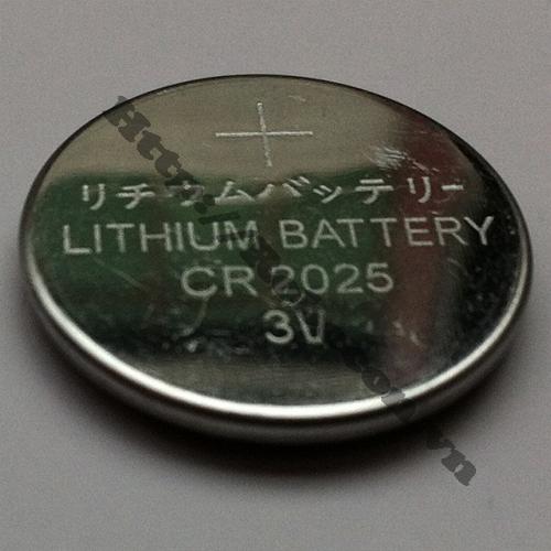 LKRB70 PIN CR2025 3v