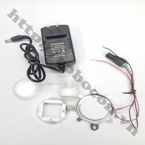 CBM12 Bộ Combo Led siêu sáng 20W (Chưa gồm đế tản nhiệt)