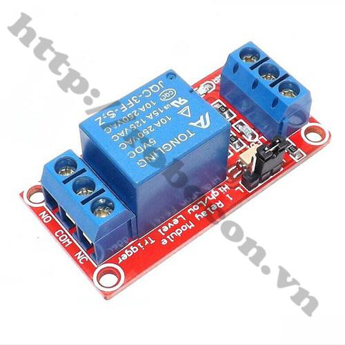 Module rơ le 1 kênh 5VDC