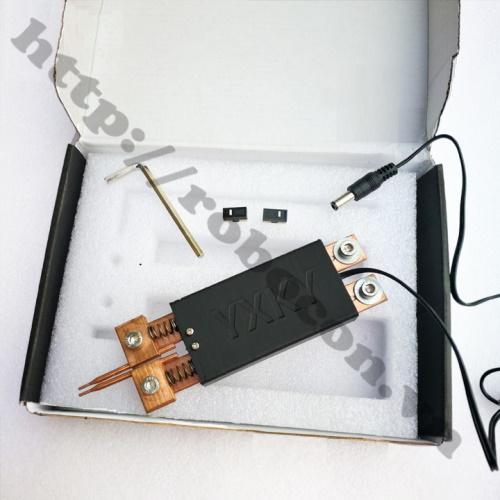 PPKP230 Tay Hàn Cân Lực Đồng Đỏ Cho Máy Hàn Cell Pin Kèm Phụ Kiện