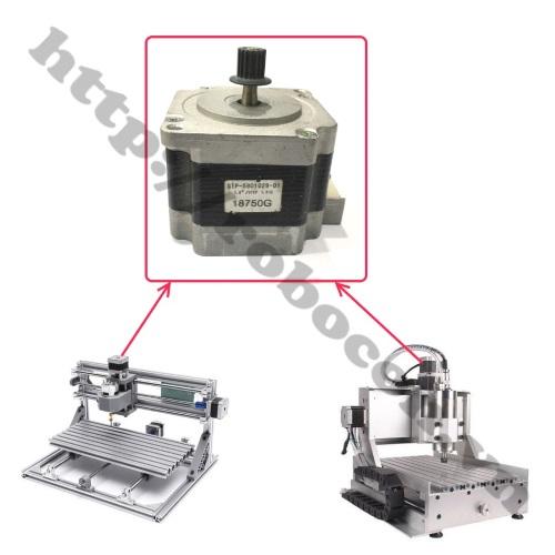 Ứng Dụng Động Cơ Bước STP-59D1029-01 2.6V