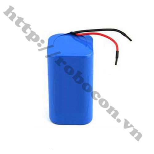 CBM131 Pin Robocon – Pin Sạc Lithium 4S 18650 14.8V-16.8V 3000mAh