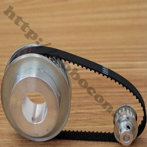 CBM17 Pulley Bánh Răng Trục 5mm- Dây Truyền Động XL-110mm