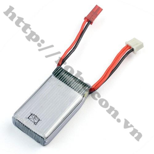 PPKP28  Pin Lithium 2S 35C 7.4V - 350mAh