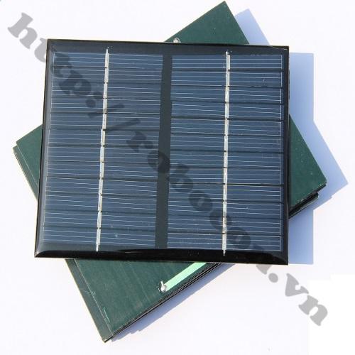 PPKP75 Tấm Pin Năng Lượng Mặt Trời 12AV-1.5W