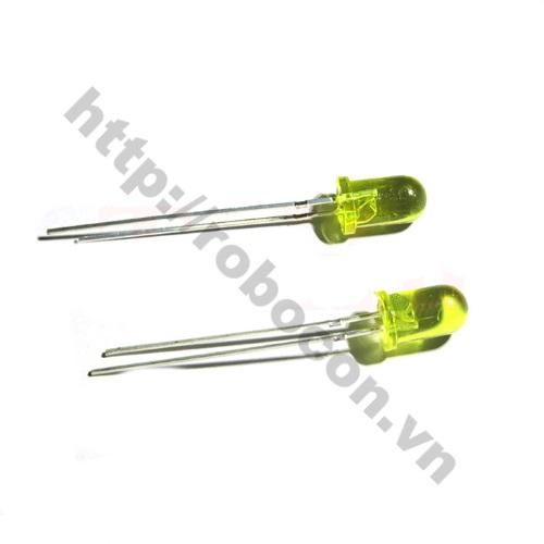 LED62 LED Phủ Vàng 5mm
