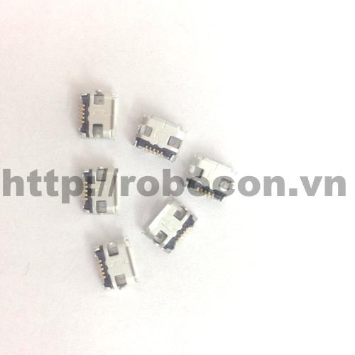 CO48 Cổng Micro Usb Chân Cắm