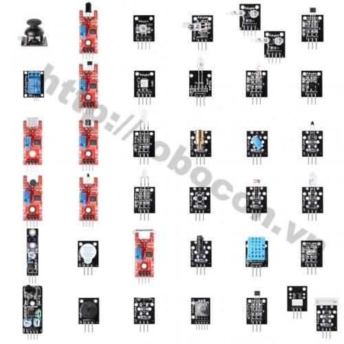 MDL107 Bộ KIT Cảm Biến 37 Trong 1 Dành Cho Arduino