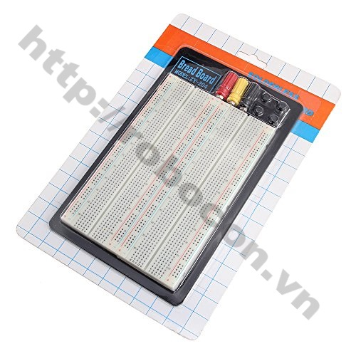 PCB12 Breadboard 1660 lỗ Beta ZY-204