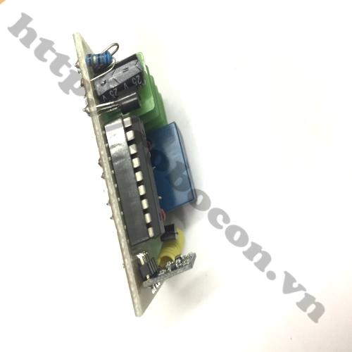 MDL136 Mạch điều khiển từ xa nhấn giữ