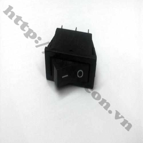 KCD104 Công tắc 3 chân không đèn 15A-20A 250V